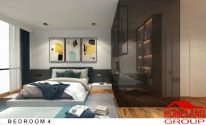 Bedroom 2 design