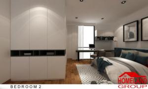 Modern bedroom design 1