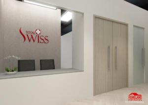 Office Design Dispense area